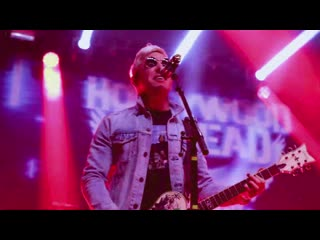 Hollywood Undead - Time Bomb (Live From London)