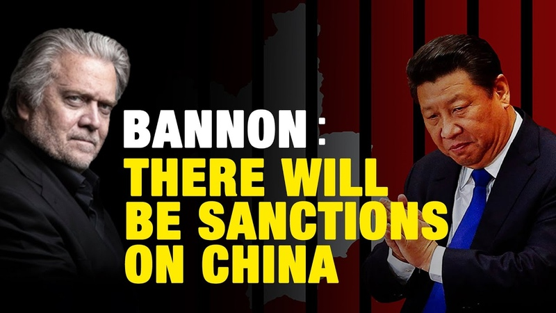 中文字幕 Bannon We Will Be in a Kinetic War with China If We Don't Win the information War
