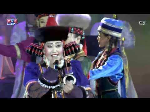 Буриад Байгал театрын гала тоглолт I хэсэг Gala concert by Baikal Theatre Part I