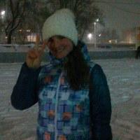 Личная фотография Ани Ефимовой