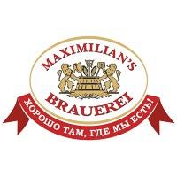 Логотип Ресторан «Максимилианс» Челябинск