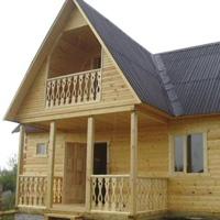 Строительство домов, дач, бань в Красноярске