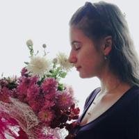 Фотография страницы Віры Худобляк ВКонтакте