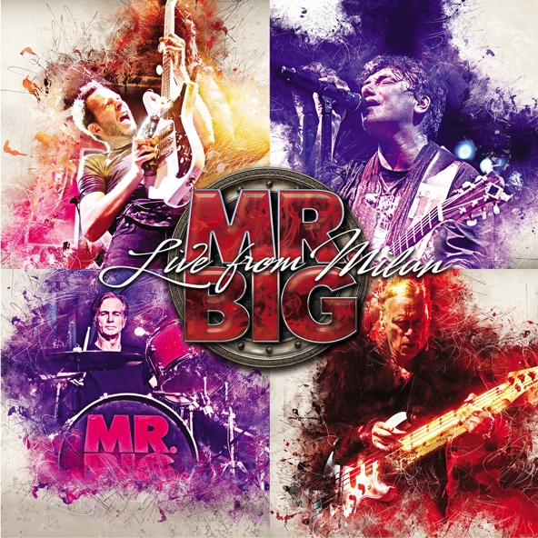 Wild World - Mr. Big