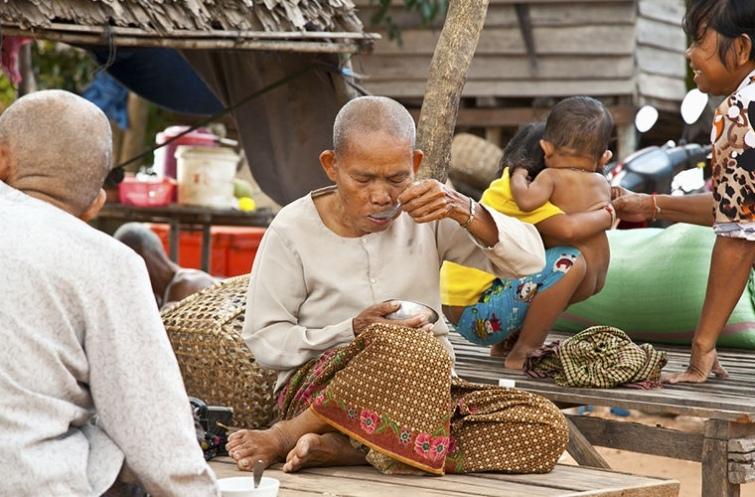 Национальные табу или чего нельзя делать в Камбодже, изображение №8