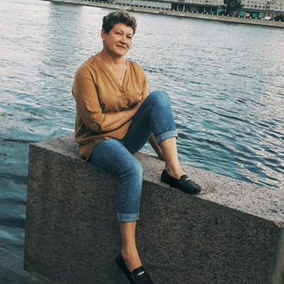 Nadezhda, 54, Cherepovets