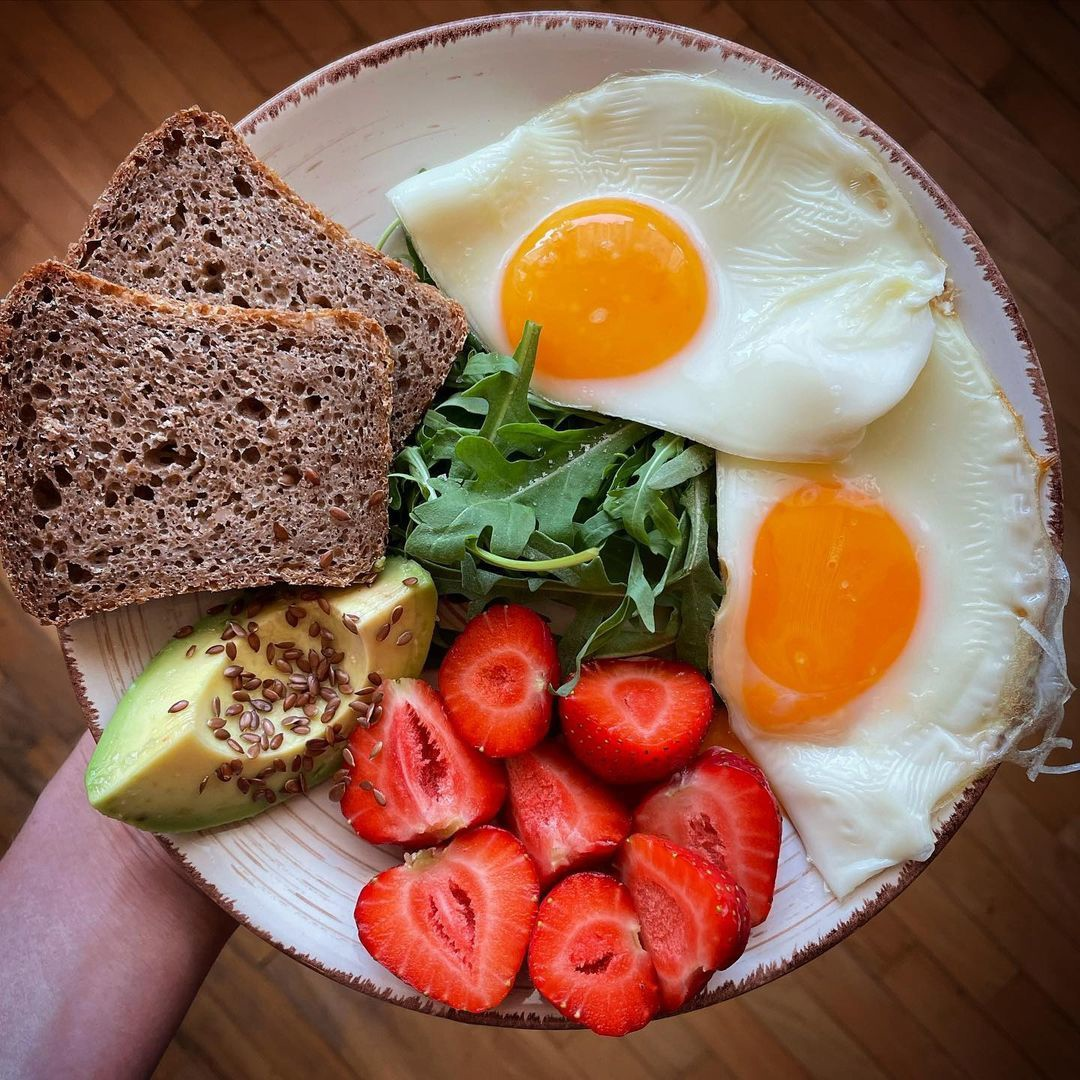 Вкусные завтраки