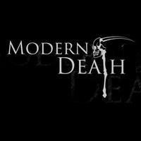 Логотип MODERN DEATH