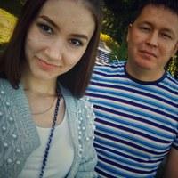 Фотография страницы Евгении Кащеевой ВКонтакте