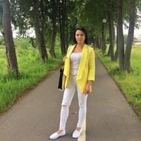 Фотография страницы Светланы Бахитовой ВКонтакте