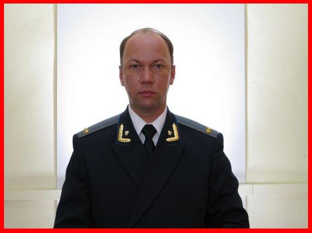 Заместитель прокурора Республики Крым Булгаков С.В.