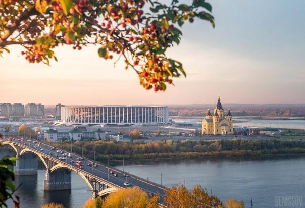 Небольшое потепление и дожди придут в Нижегородску...