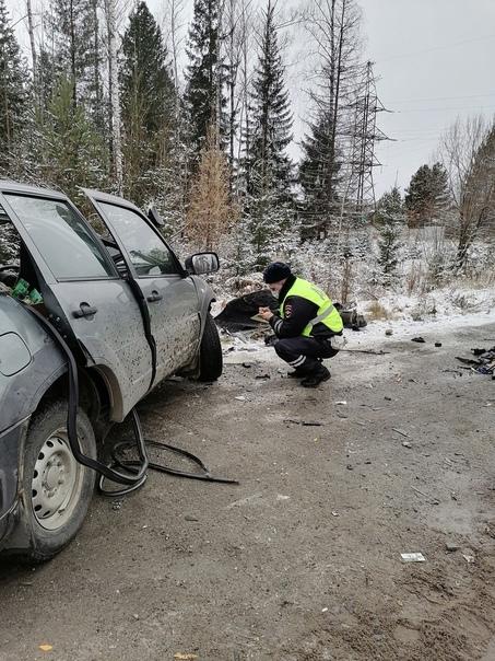 На трассе Серов – Североуральск – Ивдель водитель ...