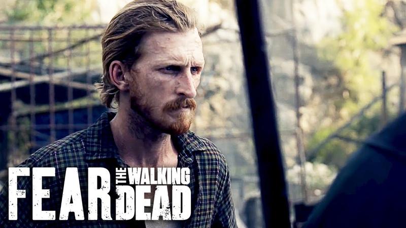 Бойтесь ходячих мертвецов Сезон 6 Трейлер второй половины
