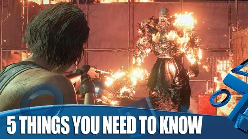 Resident Evil 3 PS4 Gameplay 5 Things You Need To Know