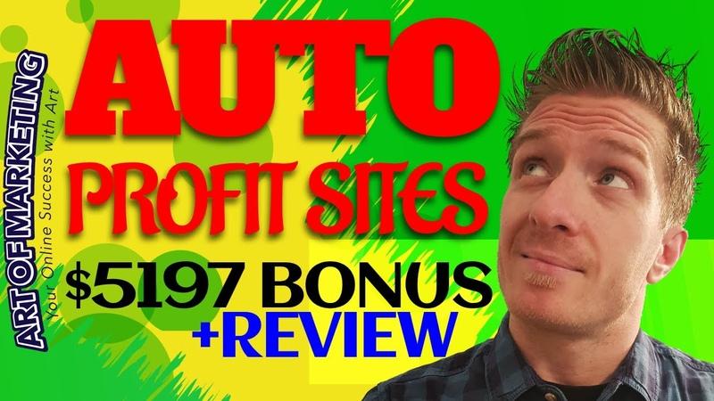 AutoProfitSites Review 🔮Demo🔮$5197 Bonus🔮Auto Profit Sites Review🔮🔮🔮