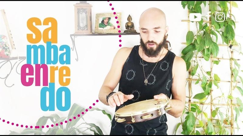 Como tocar o samba enredo no PANDEIRO