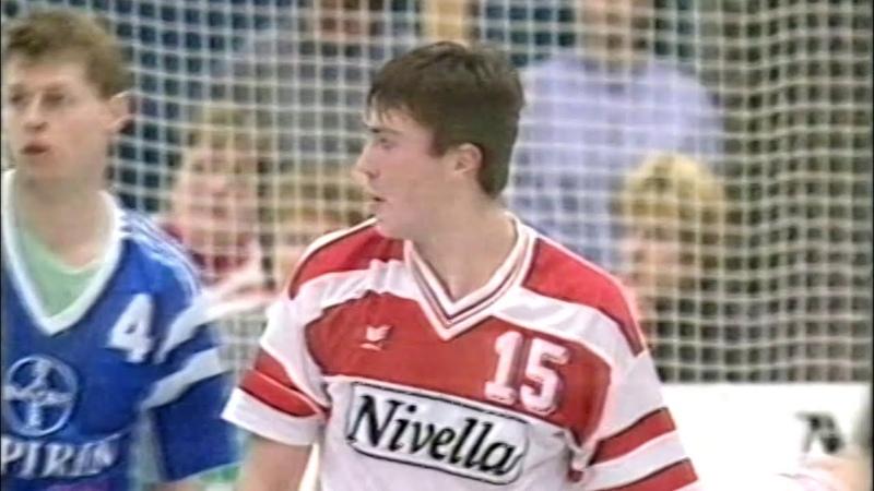 SKA Minsk vs TSV Bayer Dormagen ● Handball EHF Cup 1992 93 ● Quarterfinals