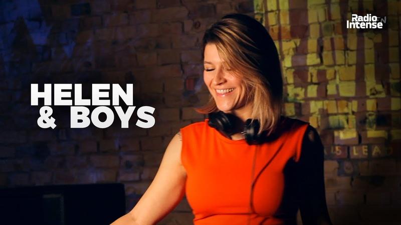Helen Boys Live @ Radio Intense Kyiv 18 03 2020 Melodic Techno Mix