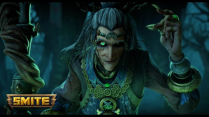 SMITE - The Witch of the Woods | Baba Yaga Teaser