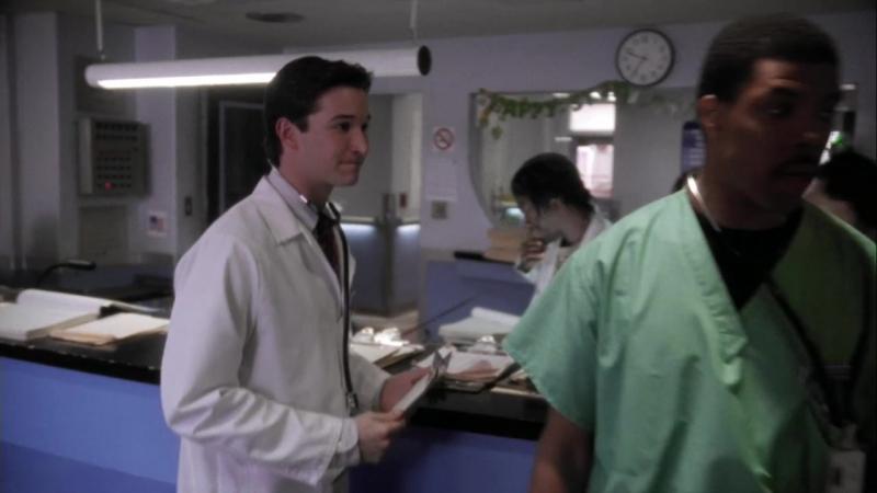 Скорая помощь ER 1 сезон 1 серия 24 часа 24 Hours