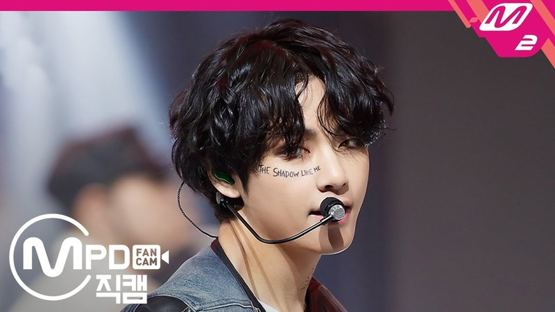 [MPD직캠] 방탄소년단 뷔 직캠 'ON' (BTS V FanCam) | @MCOUNTDOWN_2020.2.27