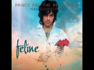Prince & The Revolution Erotic City + Feline (1984 Soundcheck)