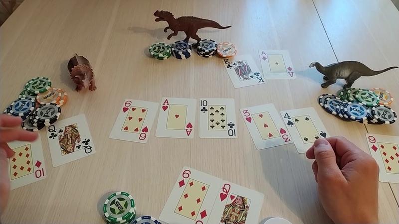 Как играть в покер, покер правила игры, Техасский холдем
