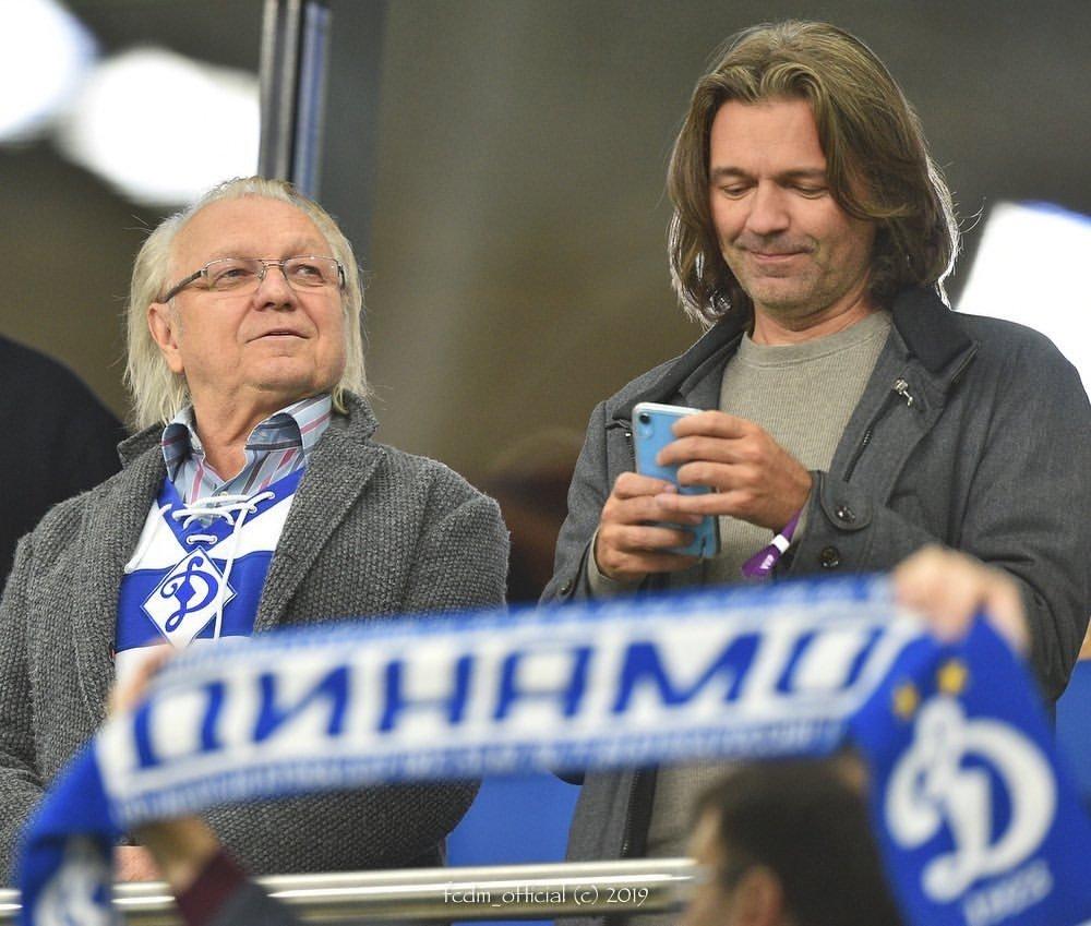 Юрий Маликов и Дмитрий Маликов, ФК Динамо Москва
