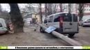 0512 дерево расплющило автомобиль