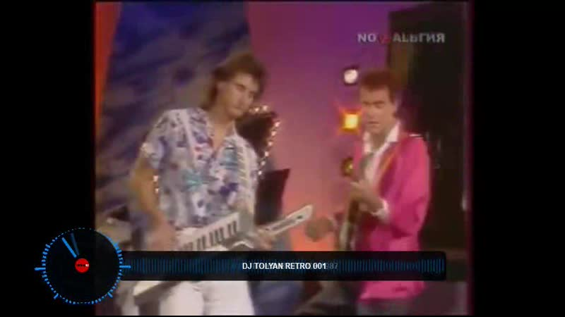 DJ TOLYAN Retro Discoteca GALAKTICA