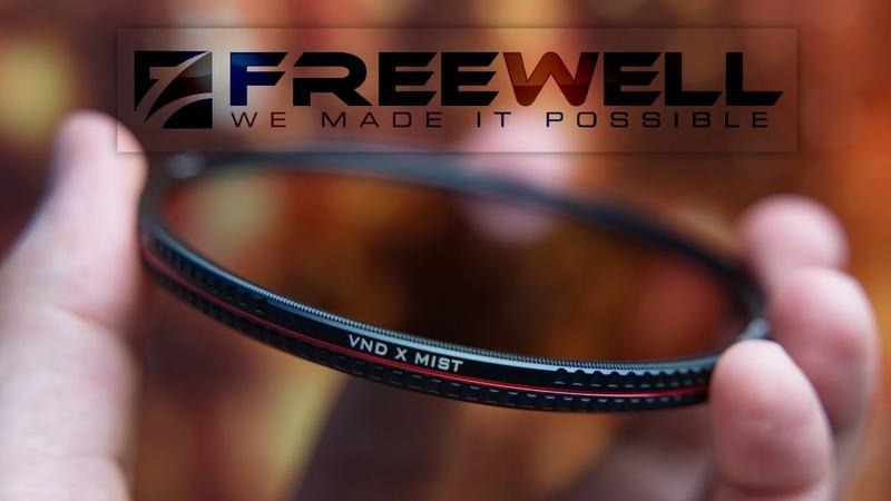 Freewell Фильтры для Твоей Камеры. Обзор VND X MIST VS PolarPro Peter McKinnon