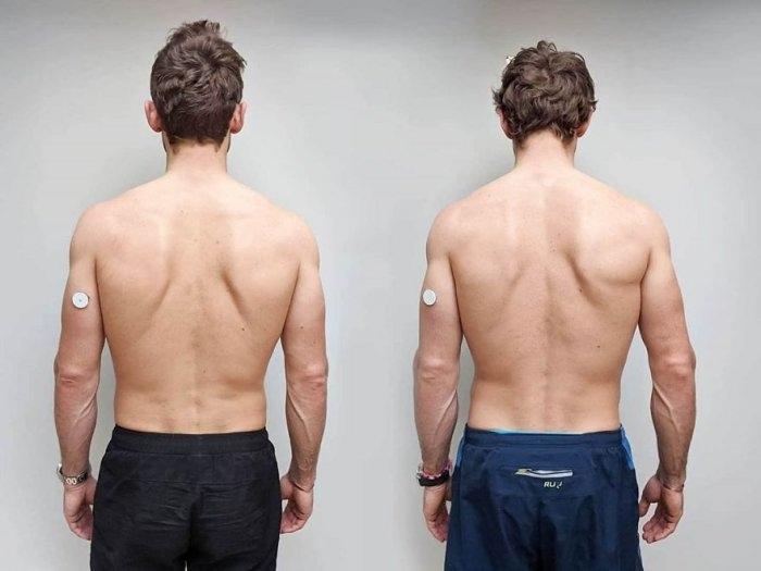 Идентичные близнецы Тёрнер - Хьюго и Росс в течение 12 недель, с января по март сидели на разных диетах.