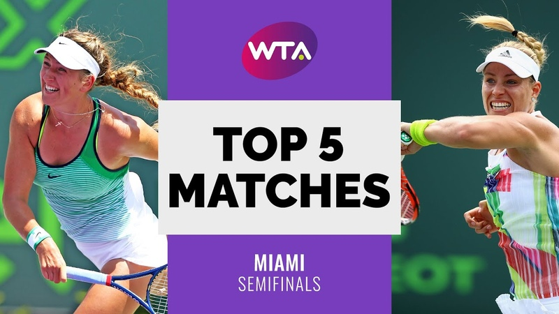 Miami Top 5 Semifinal Matches