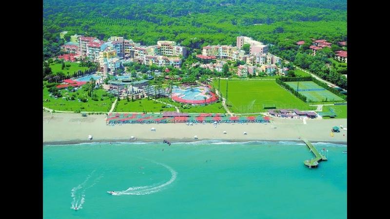 Ultra Herşey Dahil | Aile | Çocuk Dostu | Kaydıraklı Oteller | Limak Arcadia Resort Hotel - Antalya