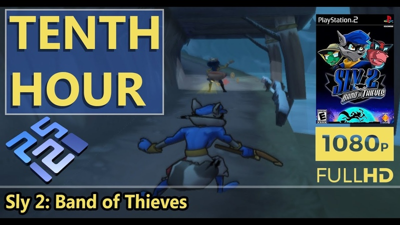 Sly 2 Band of Thieves PCSX2 1 6 0 TENTH HOUR 1080p 60FPS 65% STORY