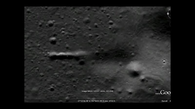 Обратная сторона Луны Other side of the moon Just look