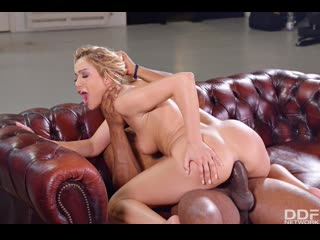 Cherry Kiss - Interracial Anal Activities - Hardcore Sex Milf Blonde BBC Deepthroat IR Natural TIts Gonzo Piercing, Porn, Порно