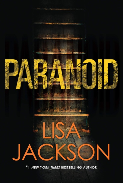 Lisa Jackson  Paranoid