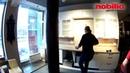 Сборка немецкой кухни Nobilia Sylt в технологии Timelapse рождение кухни на ваших глазах!