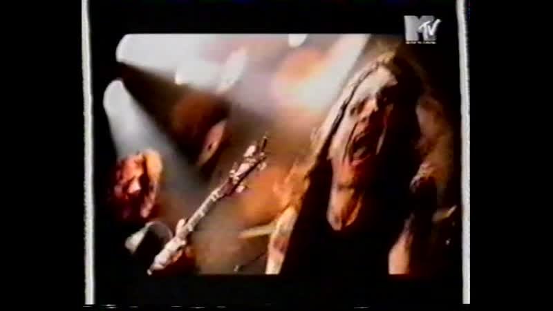 Headbangers Ball зарубежный MTV