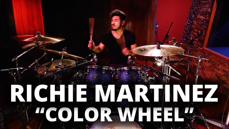 Meinl Cymbals - Richie Martinez - Color Wheel