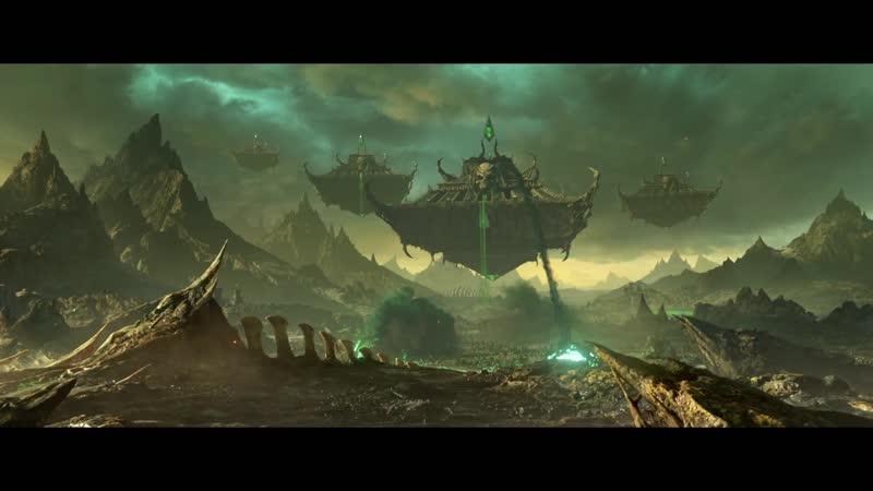 WoW Shadowlands За Завесой