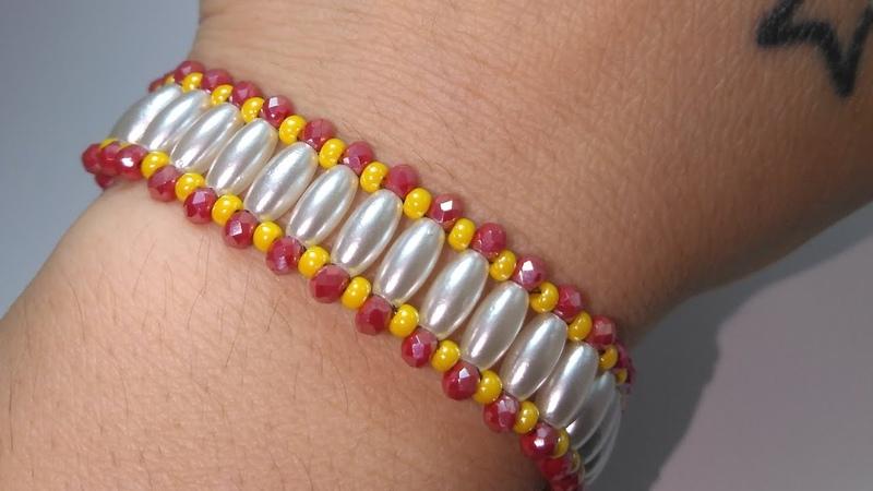 Kolay ve kibar bileklikПростой нежный браслетEasy bracelet