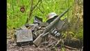 Невероятно сохранившиеся находки с блиндажа немецкого егеря.(Dugout of Wehrmacht mountain shooters)