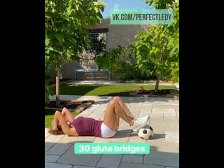 Упражнения для красивых стройных ног