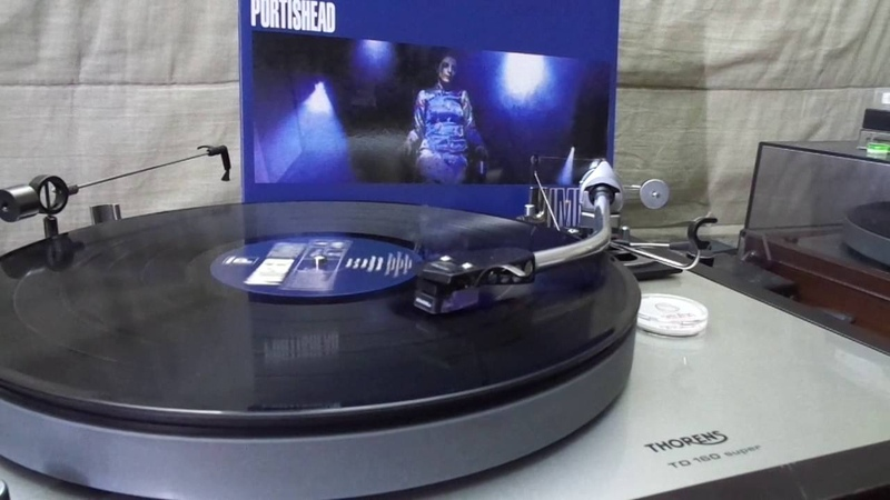 Portishead - It Could Be Sweet - Thorens TD 160 Super - AT440MLa