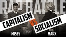 The March of History Mises vs Marx The Definitive Capitalism vs Socialism Rap Battle