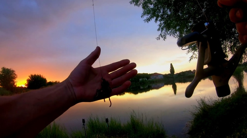СОМ с берега на бюджетные снасти рыбалка в Запорожье 2020