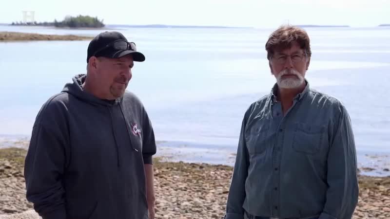 Проклятие острова Оук 7 сезон 02 серия. Передать эстафету 2 часть / The Curse of Oak Island (2019)